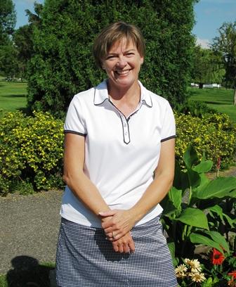 Sally Twelves - 2016 18 Hole Club Champion